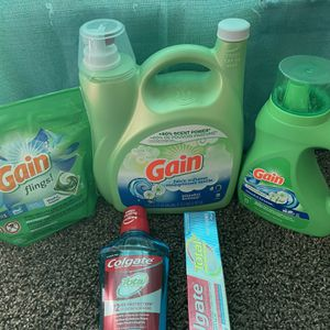 Laundry Gain Bundle for Sale in South El Monte, CA