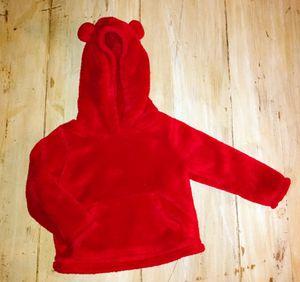 Cute baby girl hoodie w/ teddy bear ears 18 months for Sale in Port St. Lucie, FL