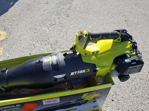 Ryobi gas blower for Sale in Plant City, FL