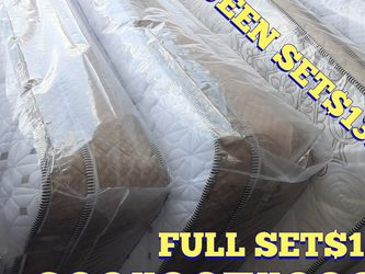 Full Mattress And Box Spring Same Day Deliver for Sale in Phoenix,  AZ
