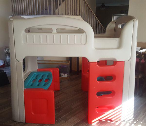 Step 2 loft bunkbed