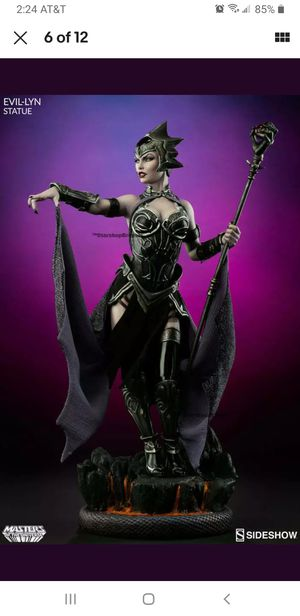 Sideshow Collectables Evil-Lyn Statue for Sale in San Pedro, CA