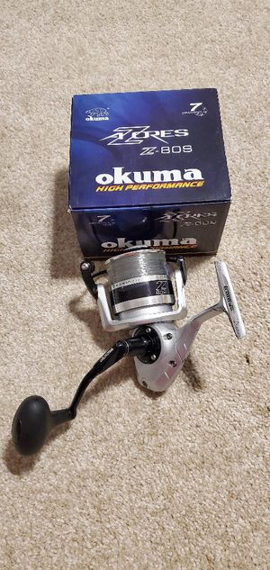 Okuma Azores Spinning Reel. No trades for Sale in La Verne, CA