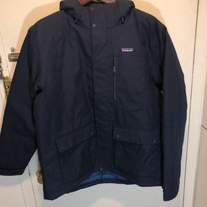Patagonia Topley Jacket Men's Sz XL Down Jacket Navy Blue Style #27900 $399 NWT for Sale in New York, NY