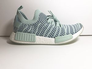 Women's Adidas NMD Ash Green Running Sneakers for Sale in Orlando, FL