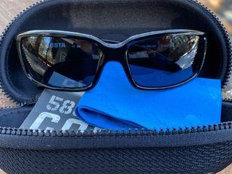 Costa Del Mar Sunglasses Tuna Alley 580P for Sale in Evergreen,  CO