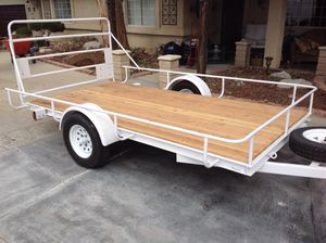 Nice utility trailer for Sale in Acton, CA