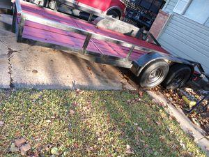 """16' x 75 1/2"""" trailer for Sale in Grand Prairie, TX"""