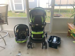 Graco Travel System(Miami) for Sale in Belle Isle, FL