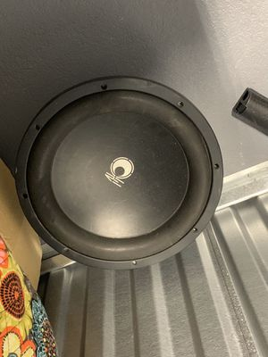 "2 12"" subwoofers for Sale in Haines City, FL"