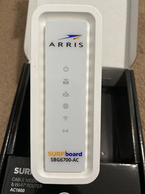 Cable Modem & Wi-Fi $50.00 for Sale in Elk Grove, CA