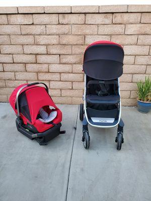 Nuna Tavo Stroller Travel System for Sale in Perris, CA