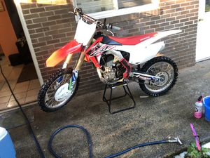 2016 Honda crf 250r for Sale in The Bronx, NY