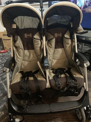 Double Strollers (vertical and horizontal) for Sale in Virginia Beach, VA
