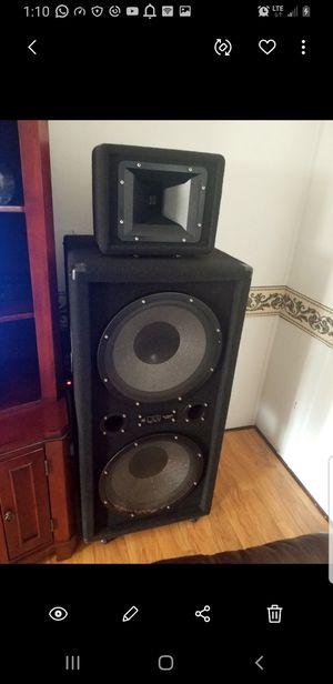 Pro studio sound sistem for Sale in Jacksonville, GA