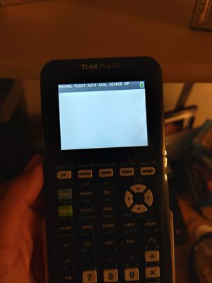 Ti-84 plus CE for Sale in Chapel Hill, NC