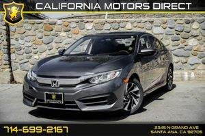 2016 Honda Civic Sedan for Sale in Santa Ana, CA