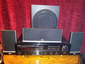 Receiver and speaker sets for Sale in Cleveland, OH
