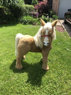 Butterscotch FurReal Friends Pony for Sale in New Franklin, OH