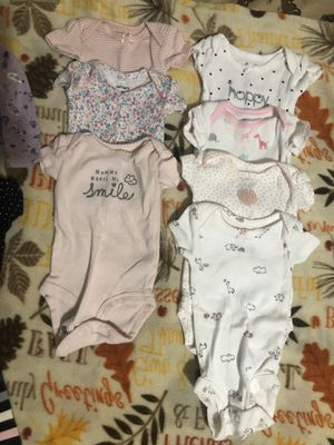 Premie baby girl clothes for Sale in Irwin, PA
