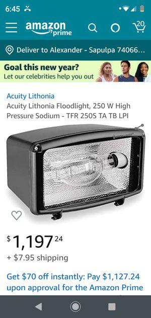 Giant floodlight. Brand New for Sale in Sapulpa, OK
