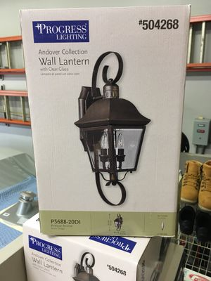 Progress Outdoor wall lanterns for Sale in Chicago, IL