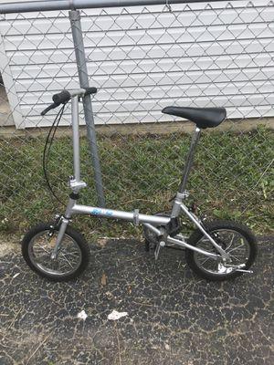 Roll n fold bike for Sale in Columbus, OH