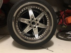 24 inch rims for Sale in Laveen Village, AZ