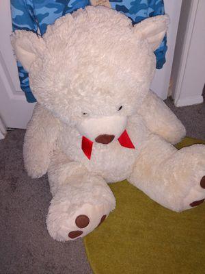 Large Teddy bear for Sale in Alexandria, VA