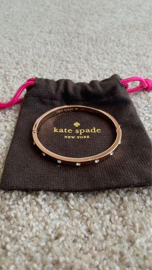 Kate Spade Gold Bracelet for Sale in Tampa, FL