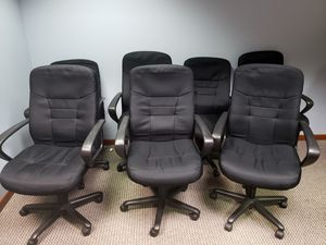 Conference table chairs for Sale in Hinsdale, IL