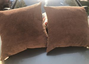 Decorative throw pillows for Sale in Angier, NC