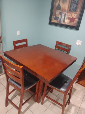 Used kitchen table set for Sale in Tampa, FL