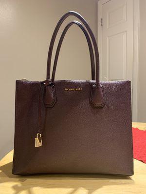 Michael Kors (dark purple) purse for Sale in Winfield, IL