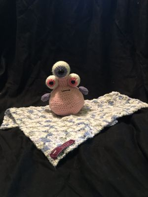 Handmade Monsti-Snuggie-Tabitha for Sale in Eckerty, IN