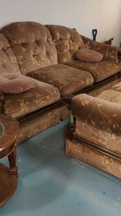FREE Sofa And Loveseat for Sale in Clifton Heights,  PA
