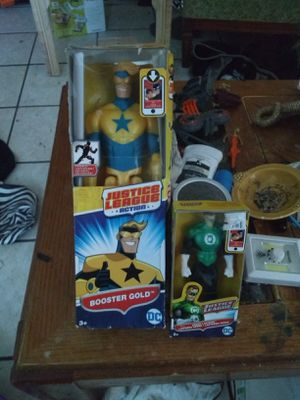 "D.C. ""Justice League""figurines for Sale in New Port Richey, FL"
