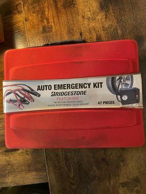 Bridgestone Auto Safety Emergency Roadside Kit for Sale in Burleson, TX