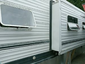 Need spot to park my trailer and Live in..30 ft Dutch man. for Sale in Olympia, WA