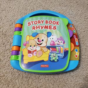 Fisher Price Storybook Rhymes for Sale in Manchester, CT