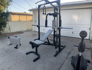 Weight set for Sale in Signal Hill, CA