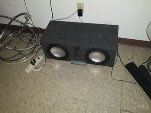 "10"" subwoofers for Sale in Garfield Heights, OH"