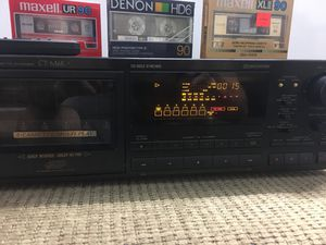 Pioneer CT-M6R Multi 6 Cassette Changer with remote for Sale in Portland, OR