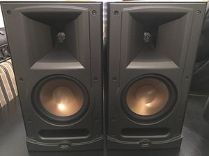 Klipsch Reference Speakers RB-61 for Sale in Queen Creek, AZ
