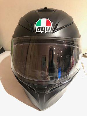 AGV K3 SV Matte Black motorcycle helmet for Sale in Brooklyn, NY