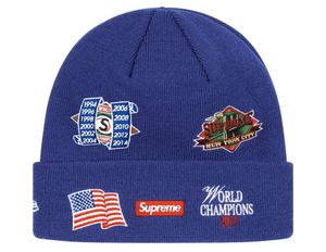 Supreme New era beanie royal blue for Sale in The Bronx, NY