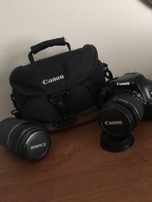 Canon EOS Rebel T3 camera for Sale in Ocoee, FL