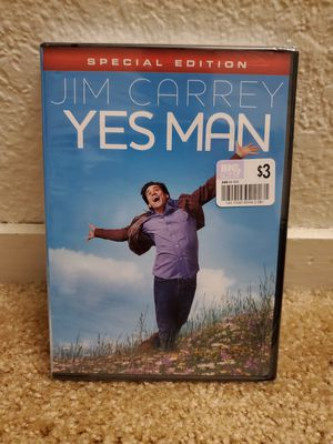 Yes Man DVD for Sale in Federal Way, WA