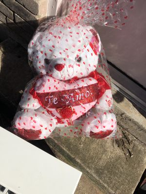 Valentines bear for Sale in Irving, TX