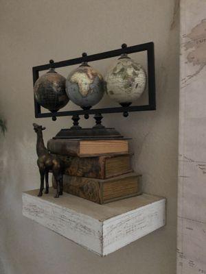 Decorations / shelves / fake plants for Sale in Chandler, AZ